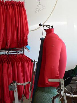 Wäscherei Wiesbaden Hemden