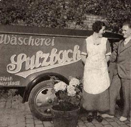 Wäscherei Wiesbaden Historisch